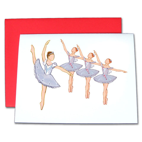 Queen of the Dryads Note Cards - Ballet Gift Shop