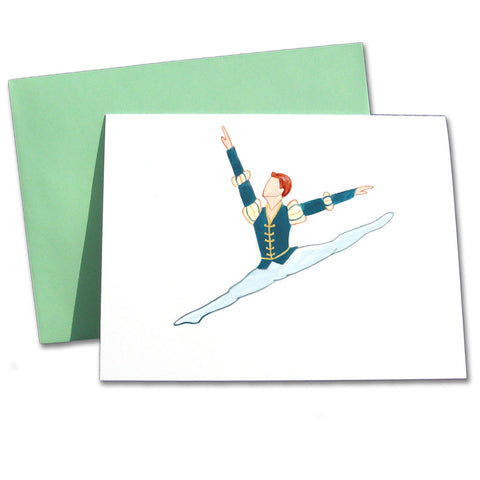 Romeo Note Cards - Ballet Gift Shop