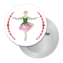 Load image into Gallery viewer, Rose Dancer Button/Magnet/Mirror