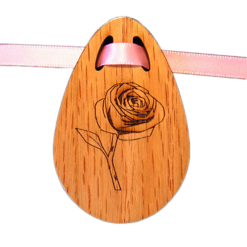 Rose (Flower) Bouquet Tag