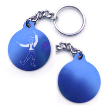 Load image into Gallery viewer, Nutcracker Ballet, Act II Key Chain (Choose from 8 designs)