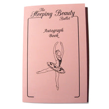 Load image into Gallery viewer, Sleeping Beauty Autograph Book - Ballet Gift Shop