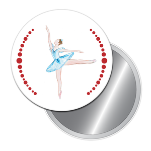 Snow Queen Button/Magnet/Mirror