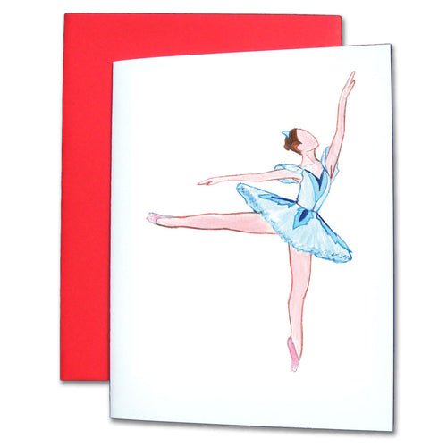 Snow Queen Note Cards - Ballet Gift Shop