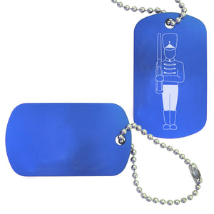 Toy Soldier Dance Bag Tag - Ballet Gift Shop