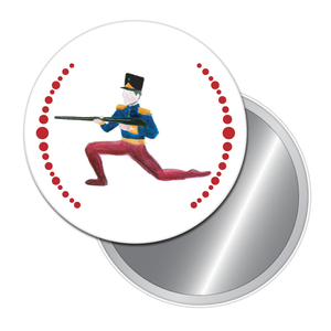 Soldier Doll Button/Magnet/Mirror