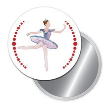Load image into Gallery viewer, Sugar Plum Fairy Button/Magnet/Mirror