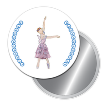 Load image into Gallery viewer, Summer Fairy Button/Magnet/Mirror