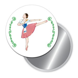 Swanhilda Button/Magnet/Mirror