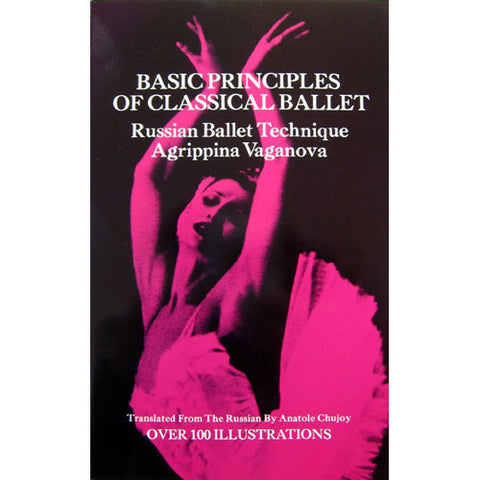 Basic Principles of Classical Ballet - Vaganova - Ballet Gift Shop