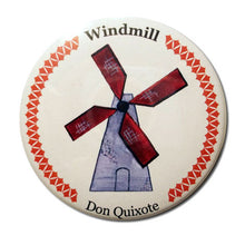 Load image into Gallery viewer, Windmill Button/Magnet/Mirror - Ballet Gift Shop