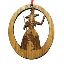 Load image into Gallery viewer, The Witch Laser-Etched Ornament - Ballet Gift Shop