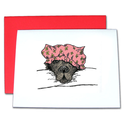The Wolf Note Cards - Ballet Gift Shop