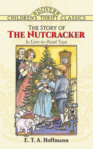 Story of the Nutcracker Book