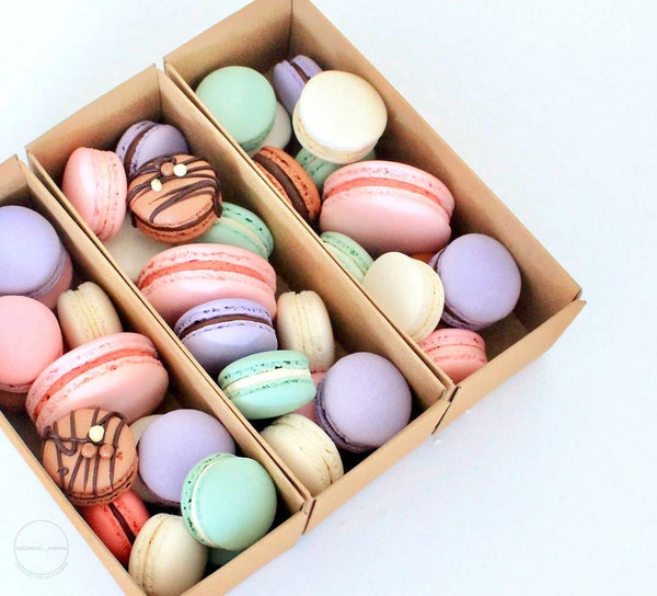 Assorted Macarons Gift Box