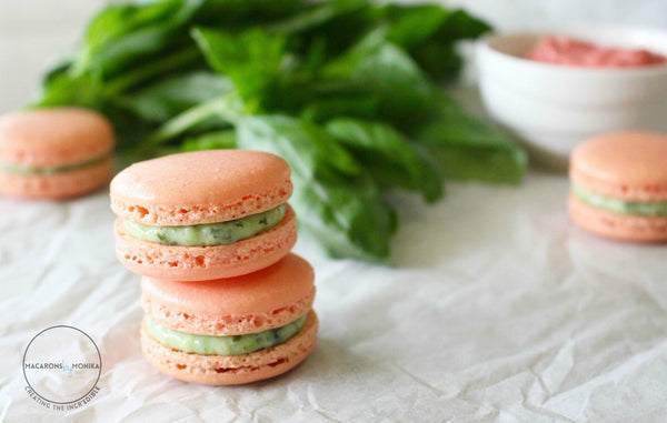 Basil & Strawberry