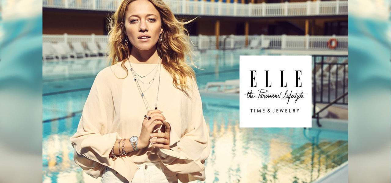 ELLE Time & Jewelry Summer Sale Shop Now