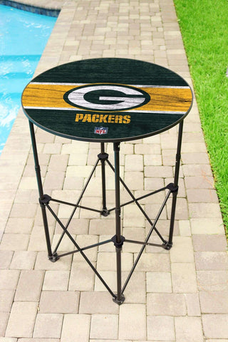 Image: Green Bay Packers Round Table | Proline Tailgating