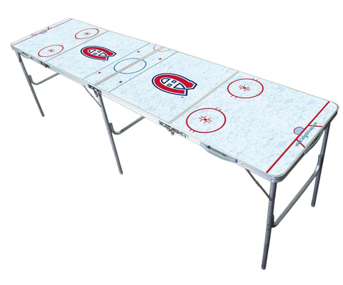 Image: Montreal Canadiens Tailgate Table | Proline Tailgating