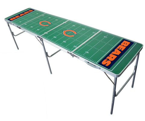 Image: Chicago Bears Tailgate Table | Proline Tailgating