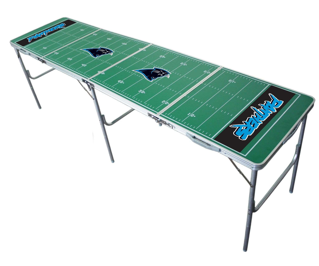 Image: Carolina Panthers Tailgate Table | Proline Tailgating