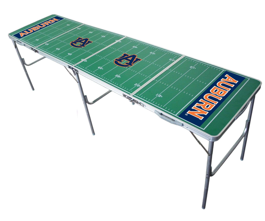 Image: Auburn Tigers Tailgate Table | Proline Tailgating