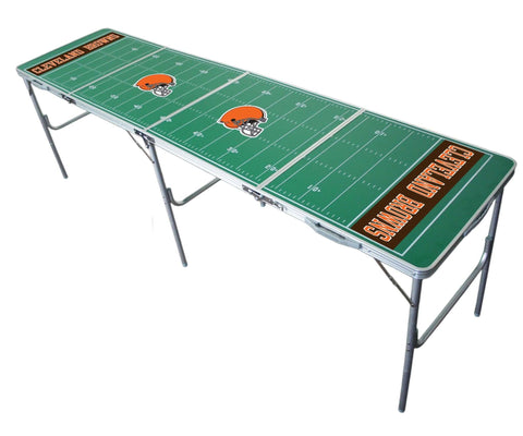 Image: Cleveland Browns Tailgate Table | Proline Tailgating