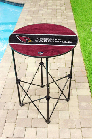 Image: Arizona Cardinals Round Table | Proline Tailgating