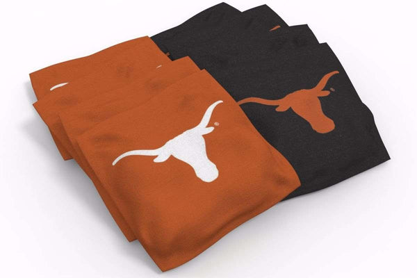 Image: Texas Longhorns 2x4 Cornhole Board Set - Court | Proline Tailgating