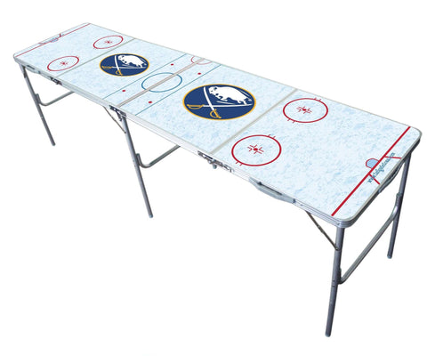 Image: Buffalo Sabres Tailgate Table | Proline Tailgating