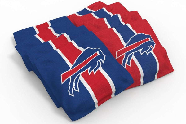 Image: Buffalo Bills 2x4 Cornhole Board Set - Logo | Proline Tailgating