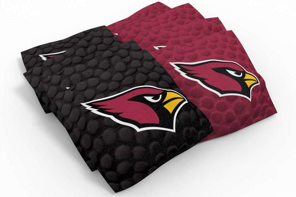 Image: Arizona Cardinals Cornhole Board Set - Vintage | Proline Tailgating