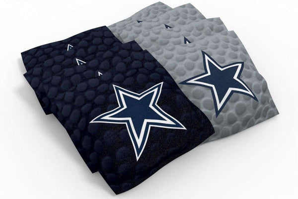Image: Dallas Cowboys 2x3 Cornhole Board Set - Millennial Diamond | Proline Tailgating