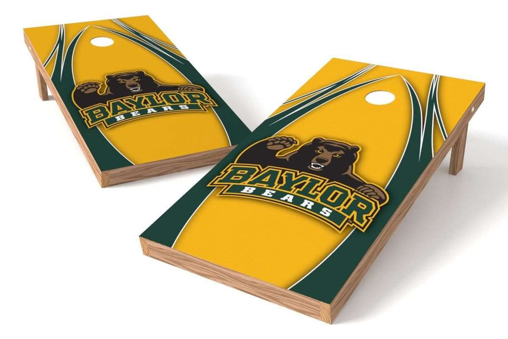 Image: Baylor Bears Cornhole Board Set - The Edge | Proline Tailgating