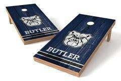 Image: Butler Bulldogs Single Cornhole Board - Vintage | Proline Tailgating