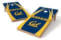 Image: California Golden Bears Single Cornhole Board - The Edge | Proline Tailgating