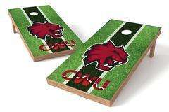 Image: Central Washington Wildcats Single Cornhole Board - Field | Proline Tailgating