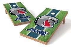 Image: Asheville Bulldogs Single Cornhole Board - Field | Proline Tailgating
