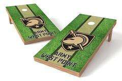 Image: Army Black Knights Single Cornhole Board - Field | Proline Tailgating