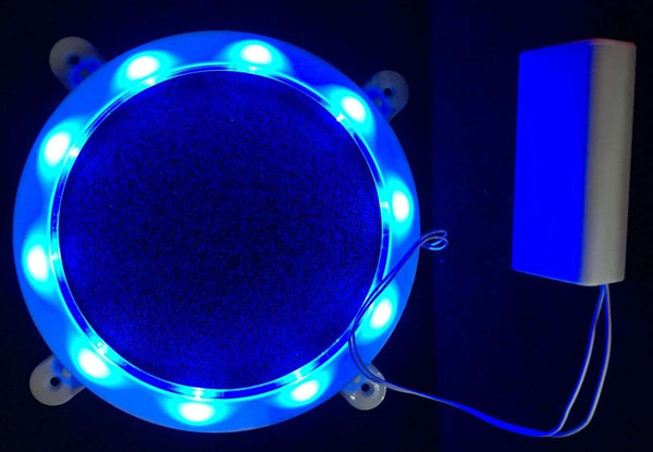 Image: Blue Cornhole Lights (2 Pk) | Proline Tailgating