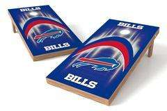 Image: Buffalo Bills Single Cornhole Board - Arch | Proline Tailgating