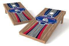 Image: Buffalo Bills Single Cornhole Board - Wood | Proline Tailgating