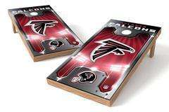 Image: Atlanta Falcons Single Cornhole Board - Plate | Proline Tailgating