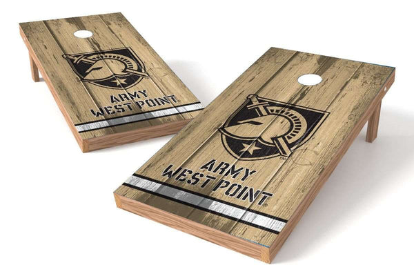 Image: Army Black Knights Cornhole Board Set - Vintage | Proline Tailgating