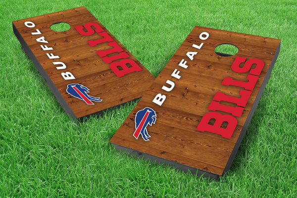 Image: Chicago Bears 2x4 Cornhole Board Set - Vertical | Proline Tailgating
