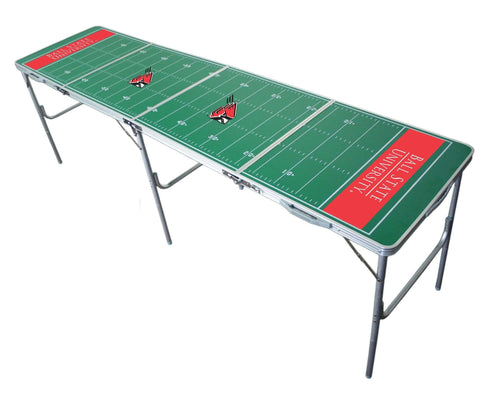Image: Ball State Cardinals Tailgate Table | Proline Tailgating