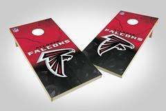 Image: Atlanta Falcons Single Cornhole Board - Wild | Proline Tailgating