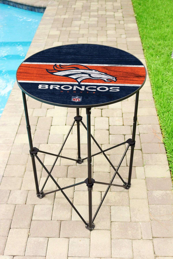 Image: Denver Broncos Round Table | Proline Tailgating