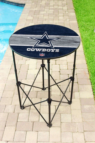 Image: Dallas Cowboys Round Table | Proline Tailgating