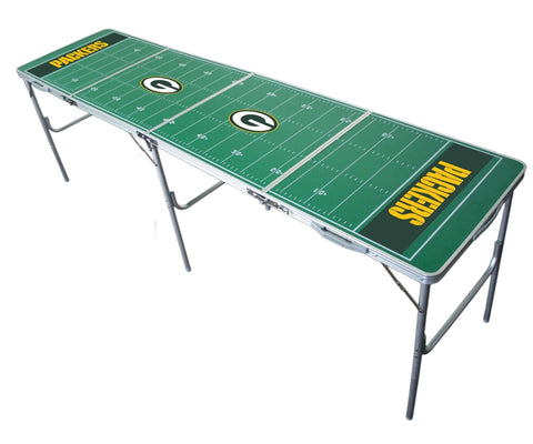 Image: Green Bay Packers Tailgate Table | Proline Tailgating